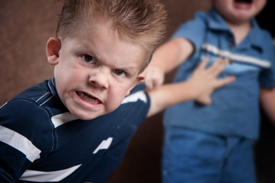 Homeopathy can be helpful for aggression and growling in children