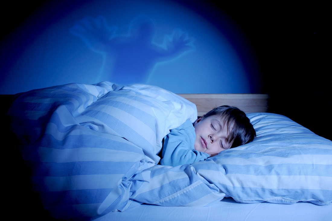 Homeopathy for nightmares, sleep-walking and insomnia in children